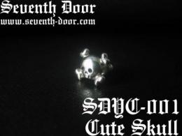 Cross Bone Skull Pierce